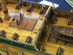 帆船模型製作 フリースランド(Friesland) 2/2