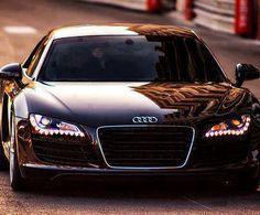 Audi R8 [Honestly, I just love the lights! -K.R.]