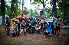 The Texas Renaissance Festival   50 Sure Signs That Texas Is Actually Utopia