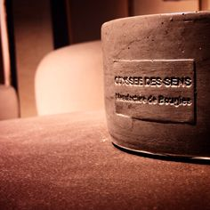 Kamienne świece Odyssee des Sens w 37 nutach zapachowych...