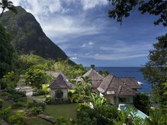 Extraordinary Property of the Day: Captivating Island Escape in St. Lucia
