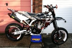 taffy racing`s husqvarna