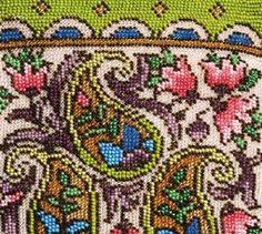 Tapestry Bead Crochet