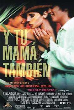 y tu mama tambien. Alfonso Cuarón.
