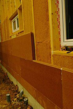 Isolation des murs par l 39 interieur doublage coll for Osb exterieur pluie