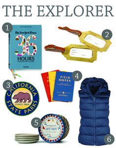 Gift Guide For Her: The Explorer (I really want the 36 Hours book & then to go on a bunch of 36 hour adventures!)