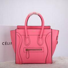 6b1ddd074c7c Celine Luggage Patent Leather Watermelon red tabby bag  2014 New Celine Bag  33  -