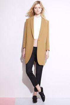 Stella McCartney   Camel coat
