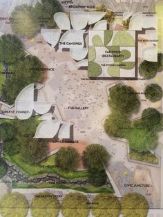Renderings of four competing designs for the First & Broadway Civic Park in Downtown Los Angeles were presented at a public meeting earlier this week. The four teams competing were led by AECOM, Brooks + Scarpa, Eric Owen Moss, and Mia Lehrer + Associates, with several other firms supporting each lead. The proposed two-acre green space will comprise a full city block of the Civic Center, bounded by 1st Street, Broadway, Spring Street and Grand Park. The currently vacant lot is located…