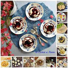 Carte de bucate lunara - mai 2015 Mai 2015, Plates, Cooking, Tableware, Book, Licence Plates, Kitchen, Dishes, Dinnerware