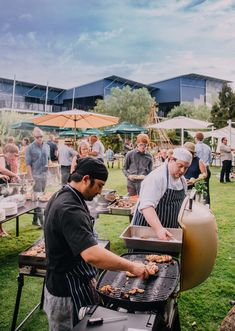 Cooking & Celebrating on the Willow Lawn. Wedding Receptions, Lawn, Marriage, In This Moment, Engagement, Couple Photos, Couples, Celebrities, Cooking