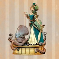 Otto and Victoria: Walking your Octopus Exquisite Collectible Figure <--- indiegogo campaign for steampunk and cephalopod lovers