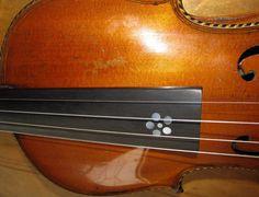 Sehr alte Geige Violine um 1905 aus Mittenwald mit Intarsien, Rarität! | eBay