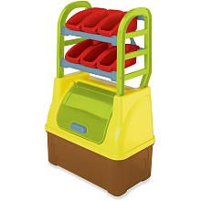 Kids R Us Toy Organizer with Storage Bins - Good for porch for balls and toys?