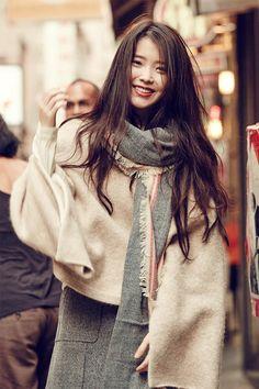 Style Korea: The Art of Korean Fashion Iu Fashion, Korean Fashion, Photoshoot Fashion, Iu Chat Shire, Korean Celebrities, Celebs, Korean Girl, Asian Girl, Korean Actresses
