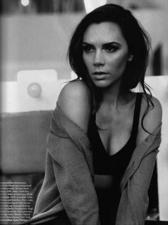 Victoria Beckham without a doubt my favorite person, she is so amazing!