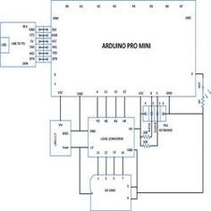 Tv Receiver Circuit Diagram | Matlab Gui With Arduino Home Automation System Circuit Diagram