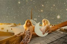 OVER THE MOON / designer: Cleobella / photographed by Dana Trippe