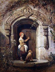 Wijnand Joseph Nuyen - Red Riding Hood