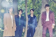 Check Out CNBLUE's Title Track and Five Other Tracks In Their Comeback Stages | Koogle TV