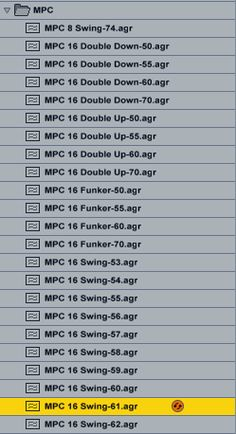 Ableton Live: Chopping beats MPC style