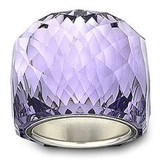 Nirvana Ring, this stunning crystal ring also comes in a petite version of the iconic ring. See some of the amazing colors available and styles.