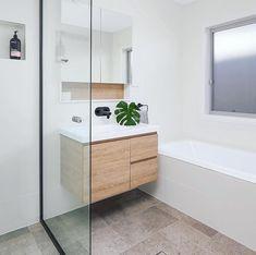 Ideas Ideas apartment Ideas diy Ideas hamptons Ideas master Ideas modern Ideas on a - Bathroom Toilets, Bathroom Sets, White Bathroom, Modern Bathroom, Small Bathroom, Master Bathroom, Zen Bathroom, Bathroom Laundry, Bathroom Inspo