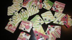 Playing Cards, Gift Wrapping, Gifts, Little Monsters, Book Markers, Projects, Gift Wrapping Paper, Favors, Playing Card Games