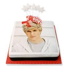Image result for 1d niall cakes