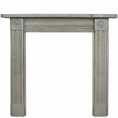 A splendid Georgian Bullseye fire surround in Yorkstone. A classic bullseye design with fluted j. Reclamation Yard, Fire Surround, Country Uk, Architectural Salvage, Georgian, Entryway Tables, Architecture, Street, Furniture