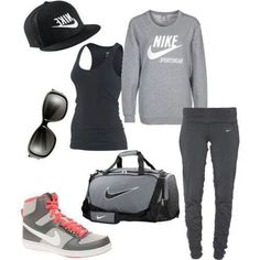 Cute nike outfit