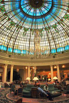 Madrid. Hotel Palace