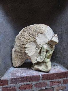 """""""de engel van Tilburg"""" in het De Pont museum"""