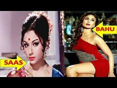 Top 5 Bollywood Actresses And Their Mother In Laws | Mother-In-Law Of Bo...