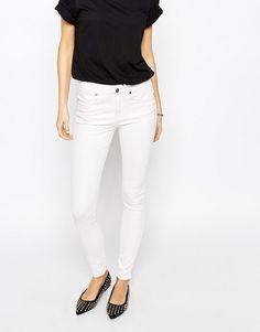Dr Denim | Dr Denim Lexy 4 Pocket High Waist Skinny Jeans