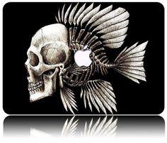Human Skull with Fish Skeleton Digital Art HD desktop wallpaper, Skull wallpaper, Skeleton wallpaper - Digital Art no. Skeleton Drawings, Fish Skeleton, Skeleton Art, Hd Desktop, Skull Wallpaper, Hd Wallpaper, Live Wallpapers, Fish Artwork, Driftwood Wall Art