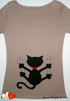By Ro: CAMISETAS PAT...