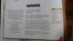 Knoflook kip