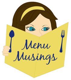 Newsflash!!!!  I just got a contract from a book publisher for a Menu Musings cookbook!!! YAY!!!!! Thank you all for helping me make this dream a reality!