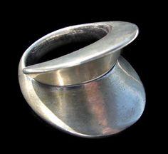 GEORG JENSEN sterling ring
