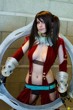 Tira from Soul Calibur  My fav. Charecter on there xD