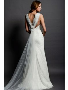 Eden Bridals Wedding Dress Style No. BL067