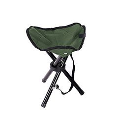 Eovsea Folding Portable Travel Chair/Stool For Outdoor Camping Fishing Hiking ** Check out the image by visiting the link.