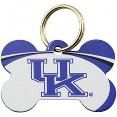 Kentucky Wildcats Bone Engravable Pet ID Tag AbbyGal Wade needs one of these! Kentucky Wildcats Football, Kentucky Sports, Wildcats Basketball, Kentucky Basketball, Basketball Hoop, Basketball Practice, Basketball Tickets, University Of Kentucky Apparel, Go Big Blue
