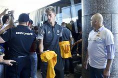 Juventus: partita la trasferta in Australia - Sportmediaset - Sportmediaset - Foto 15