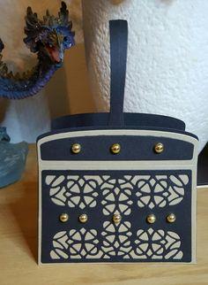 Kensington Handbag by Tonic. Made by Jane Compton