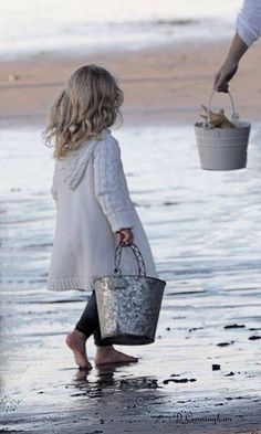 We start young...with sand in our toes and the sea in our hearts.