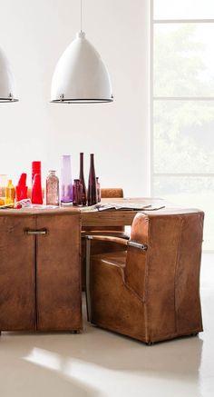 De eetkamerstoelen Mountain Vintage hebben wij maar al te graag in onze eetkamer staan.