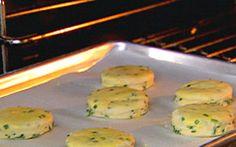 Chive scones Recipe by Ina Garten