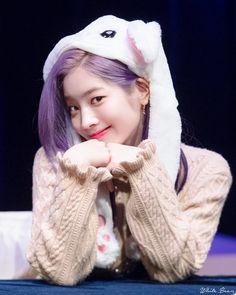 Twice Dahyun *my baby* 181124